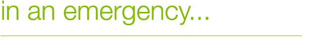 in-an-emergency